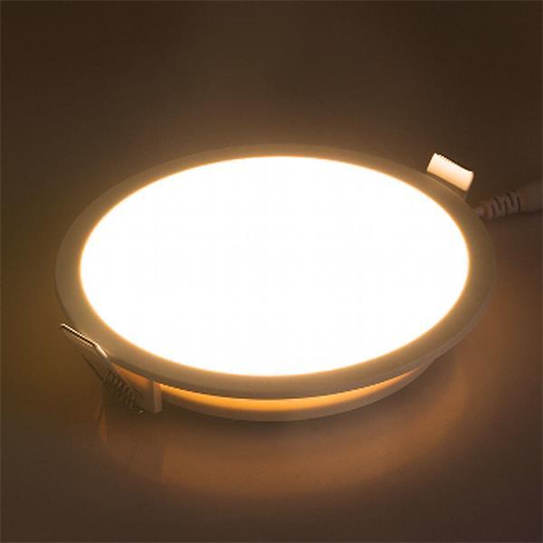 LED Panel CP-150R mit Farbtemperatur von ca. 2500-3500K