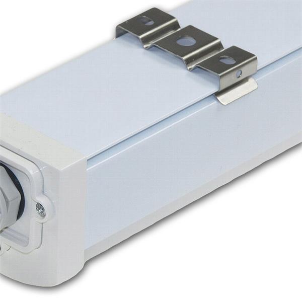 LED Industrieleuchte mit Halteclips