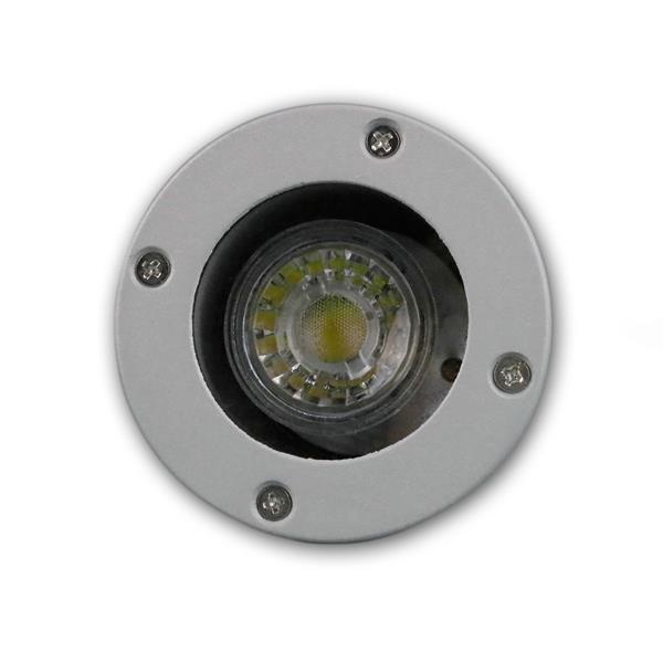 LED Uplight IP44, auch als Einbauleuchte zu verwenden