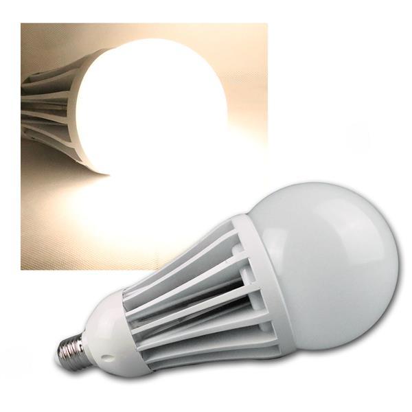 LED Jumbo Lampe E27 50W G500 4000lm neutralweiß