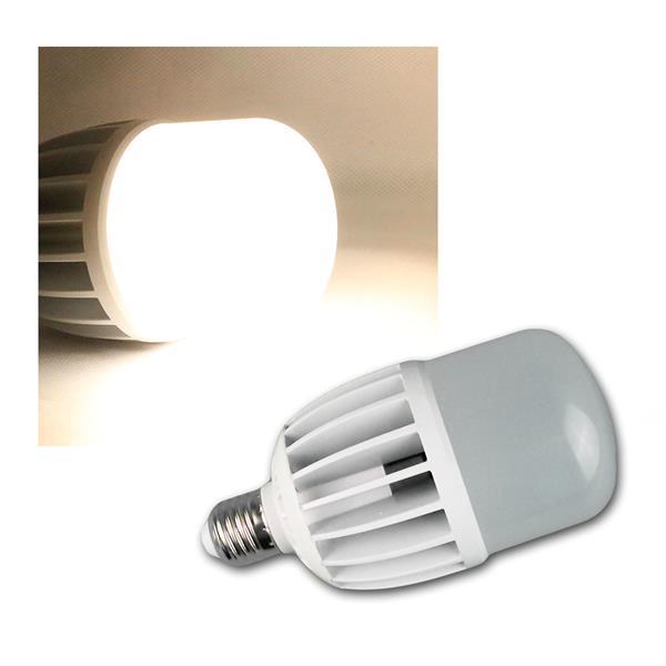 LED Jumbo Lampe E27 30W G300 2700lm neutralweiß