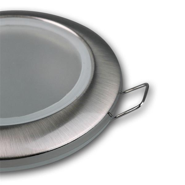 die dicht abschließende Frontglas ist ein idealen Schutz gegen Staub und Feuchtigkeit