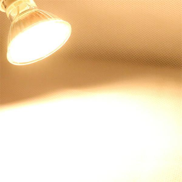 LED Leuchtmittel mit 400lm Lichtstrom und großem 120° Abstrahlwinkel