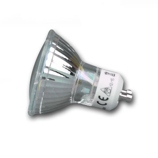 GU10 LED Energiesparlampe dem Maß 50x54mm