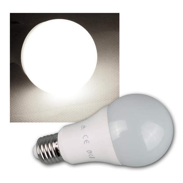LED Glühlampe E27 daylight 1350lm 230V 15W