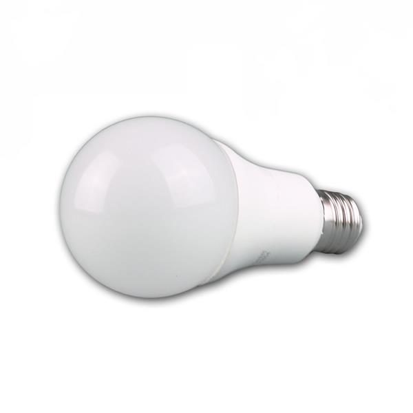 LED Energiesparlampe in einem Kunststoff Gehäuse und dem Maß 63x128mm