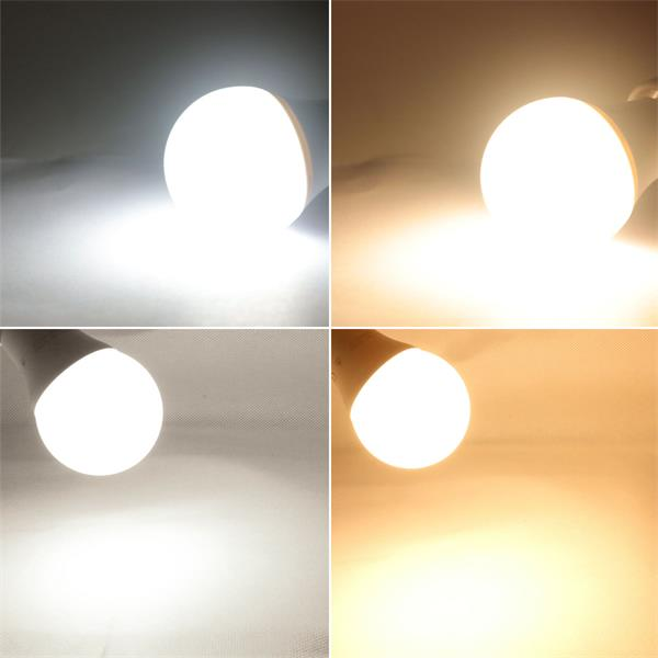 E27 LED Glühlampe  mit 5/7/10/15W für 230V