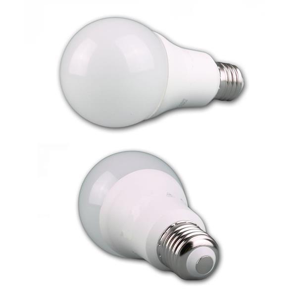 E27 LED Glühlampe  mit 5/7/10/15W in warm- oder kaltweiß
