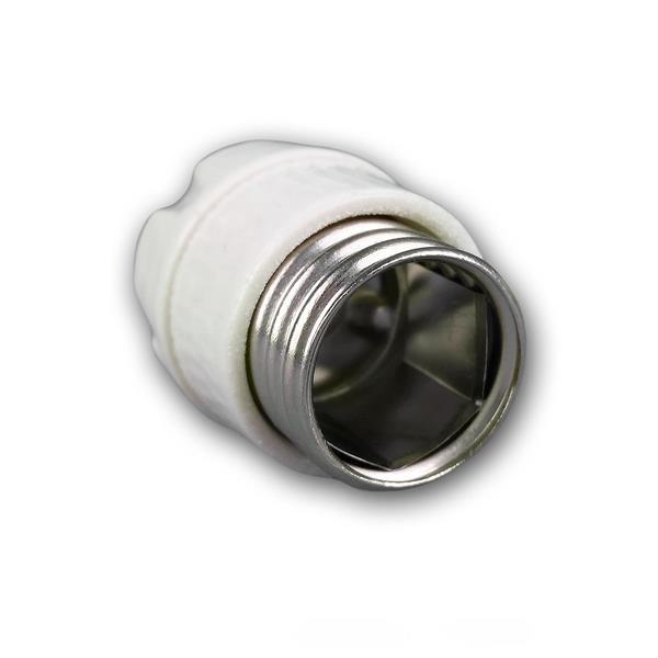 Sicherungskappe mit Sockel E18