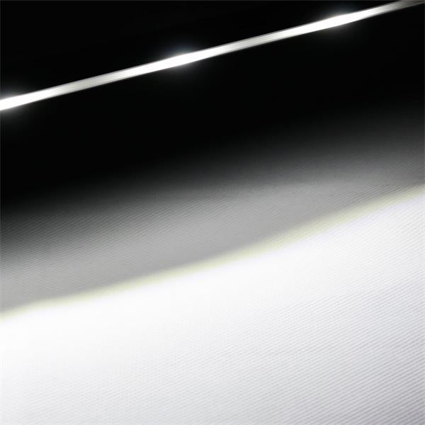 LED Leiste aus Aluminium mit 6 hell abstrahlenden SMD LEDs