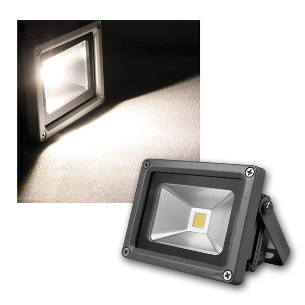 LED Flutlichtstrahler 10W 230V daylight 850lm IP44