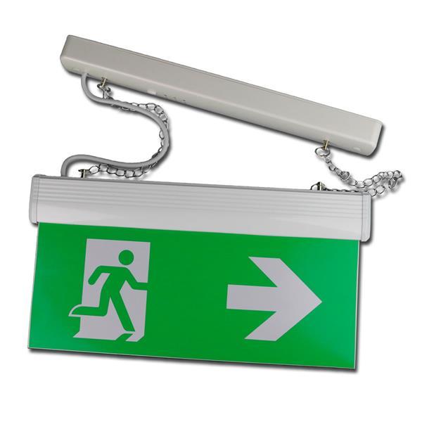 Sicherheitslicht mit Überladungs-/ Tiefentladeschutzfunktion