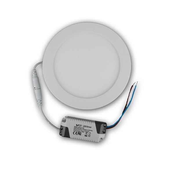 LED Planel flat weiße LED Einbauleuchte in modernen und schlichten Design