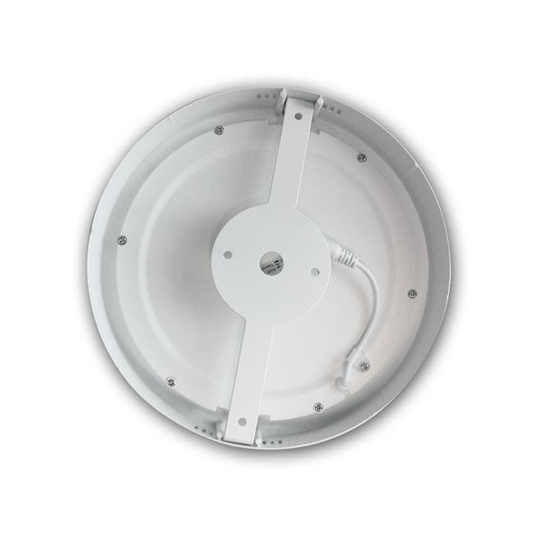 LED Flat Panel weiße LED Aufbauleuchte in modernen und schlichten Design