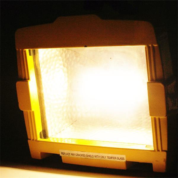 R7s LED Leuchtstab mit starken 720lm Lichtstrom für Baustrahler