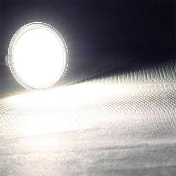 MR16 LED Strahler mit 2835 SMD LEDs und 420 Lumen Lichtstrom