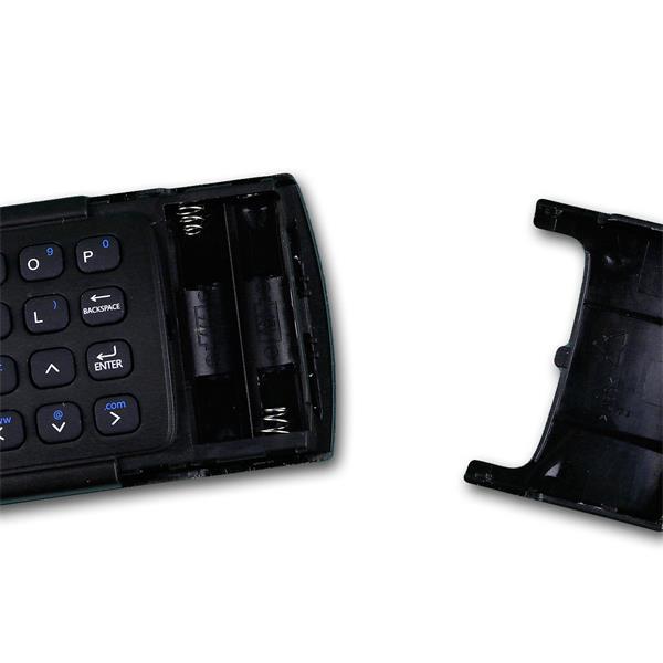 Universal-Fernbedienung vollständige Tastatur und TV-Fernbedienung
