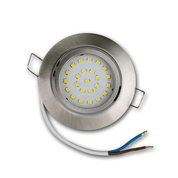 LED Einbauspot in superflacher Bauweise