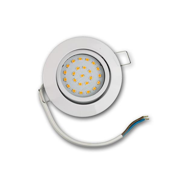 LED Einbauspot in superflacher Bauweise