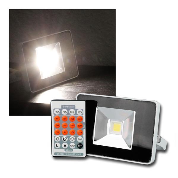 LED Fluter CTF-SL10 HF Bewegungsmelder 760lm
