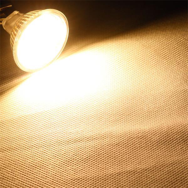 MR16 LED Lampe mit 2835 SMD LEDs und 280 Lumen Lichtstrom