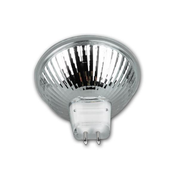 LED Spot MR16 mit Sockel GX5,3 und ca.3W Verbrauch