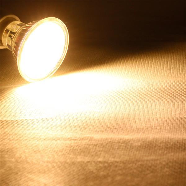 LED Leuchtmittel mit 280lm Lichtstrom und großem 120° Abstrahlwinkel