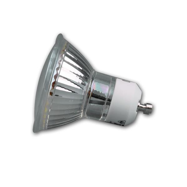 GU10 LED Energiesparlampe Maß 50x58mm