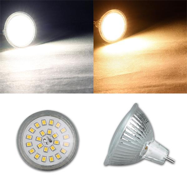 LED Strahler als 12V oder als 230V-Ausführung