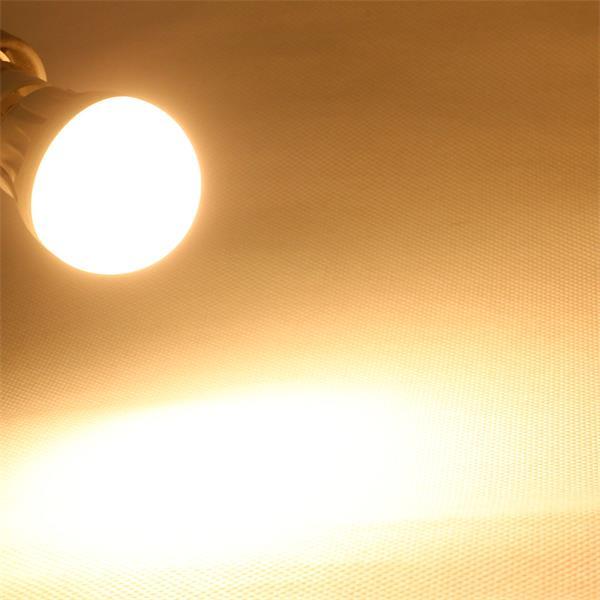 LED Leuchtmittel mit 480lm vergleichbar mit einer 40W Glühbirne