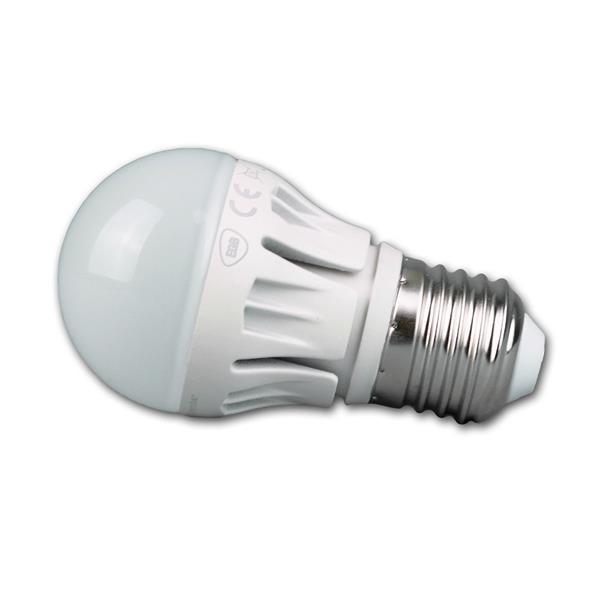 LED Energiesparlampe mit einem Abstrahlwinkel von 160°