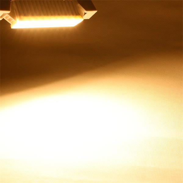 R7s LED Leuchtstab mit starken 500lm Lichtstrom für Deckenfluter