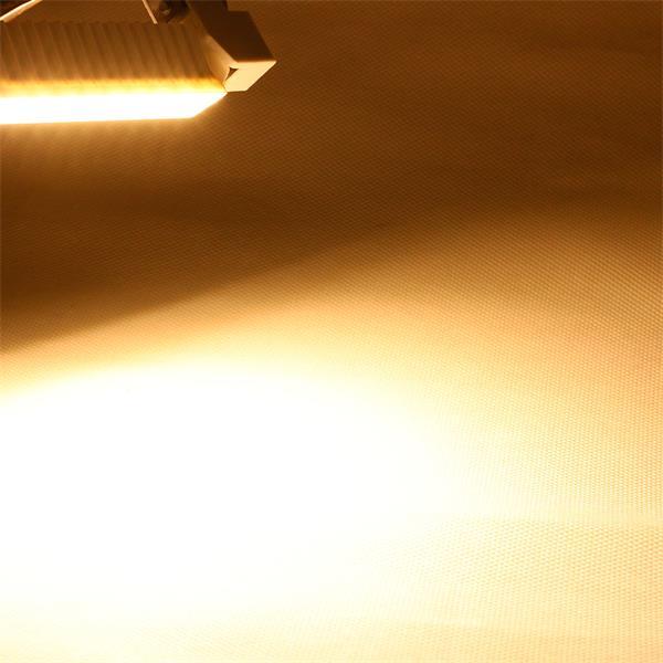 R7s LED Leuchtstab mit starken 420lm Lichtstrom für Deckenfluter