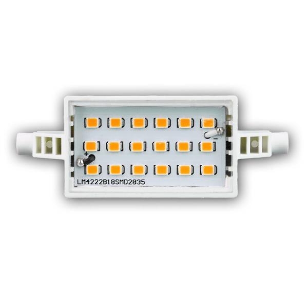 energiesparender R7s Strahler mit 110° Abstrahlwinkel