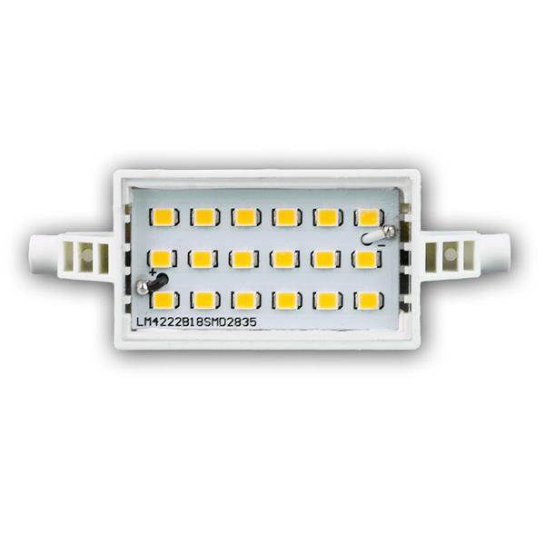 LED Strahler R7s energiesparend mit 110° Abstrahlwinkel
