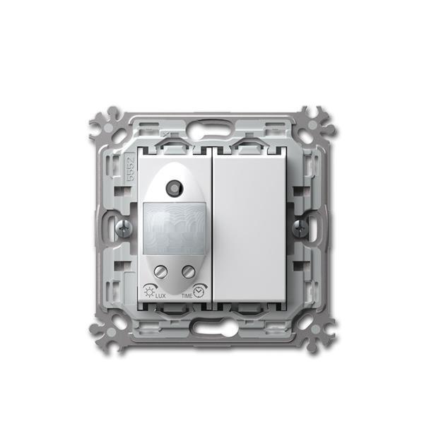 MODUL-PLUS Bewegungsmelder, weiß, 250V~/5A, UP