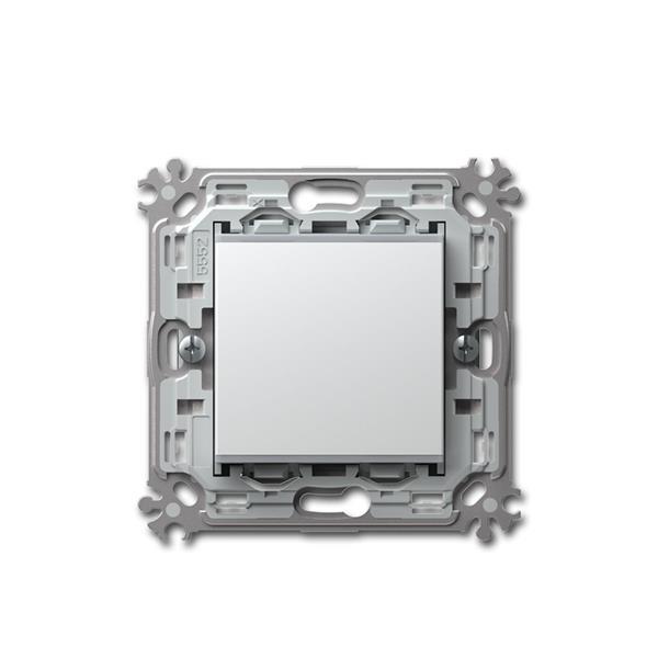 MODUL-PLUS LED-Dimmer-Schalter, weiß, MASTER