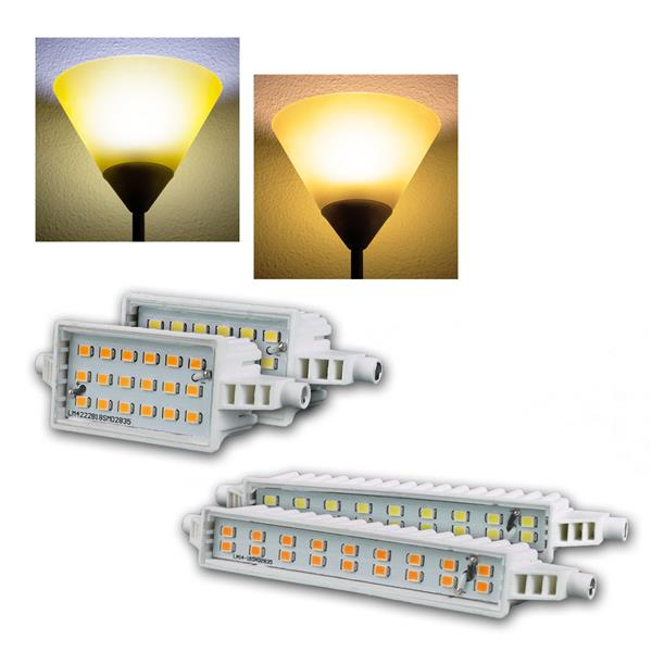 R7s LED-Leuchtstab 78/118mm Eltric