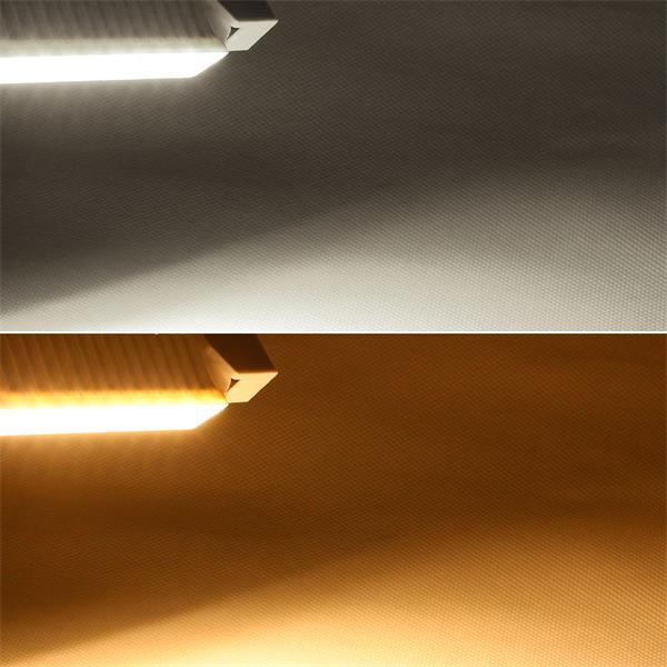 R7s LED-Leuchtstab mit 6W SMD LEDs inwarm- oder kaltweiß