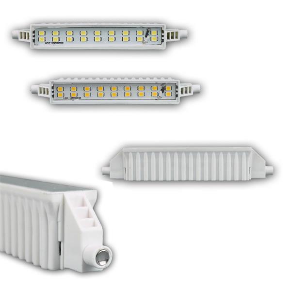 6W LED-Leuchtstab mit R7s-Sockel in 2 Größen