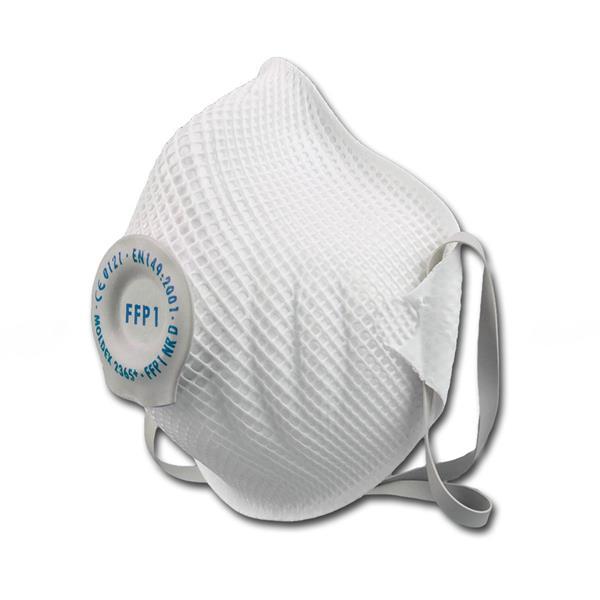3er Pack Moldex Staubschutz-Maske FFP1, Atemventil