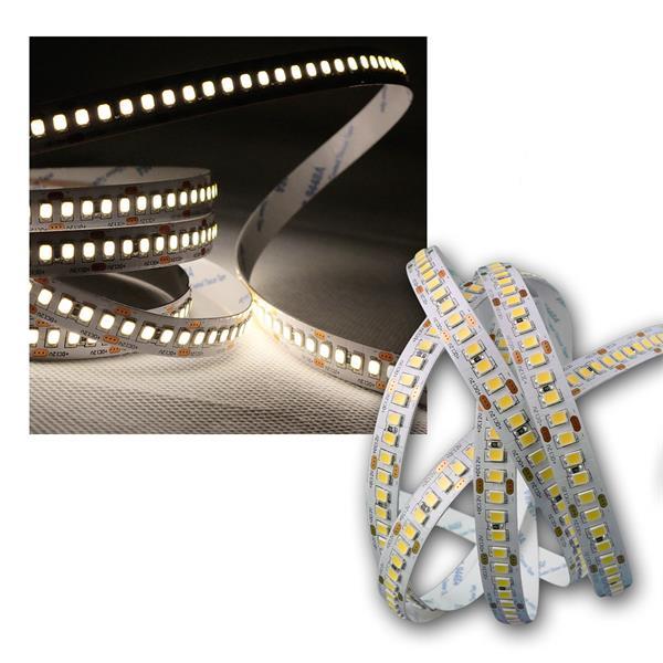 5m LED Lichtband 208 SMD/m neutral weiß 2150lm/m 12V