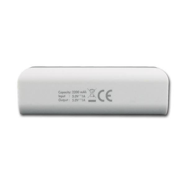 mobiler Zusatzakku für unterwegs zum Aufladen Ihrer elektrischen Geräte
