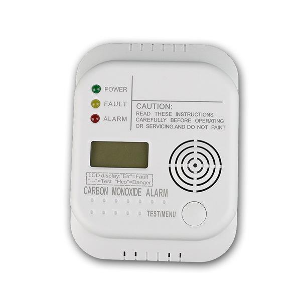 Kohlenmonoxid Melder RM-370 LC Display 85dB