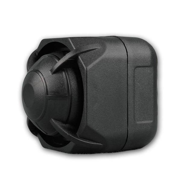 Alarmsirene schwarz 105dB, 9-15V, Sirene für Alarm