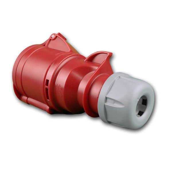 Starkstromsteckdose für Stromleitungen mit 230V oder 400V