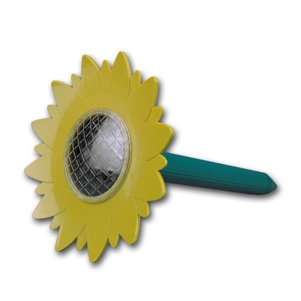 Solar Maulwurf-Scheuche Sunflower mit Akku