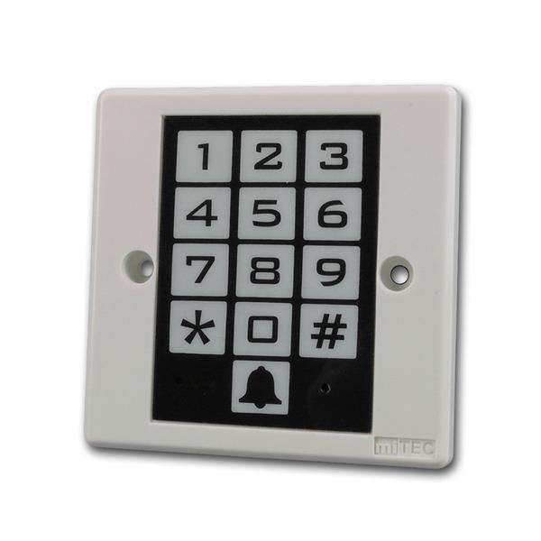 Keypad für Schlösser und Alarmanlagen Tastatur