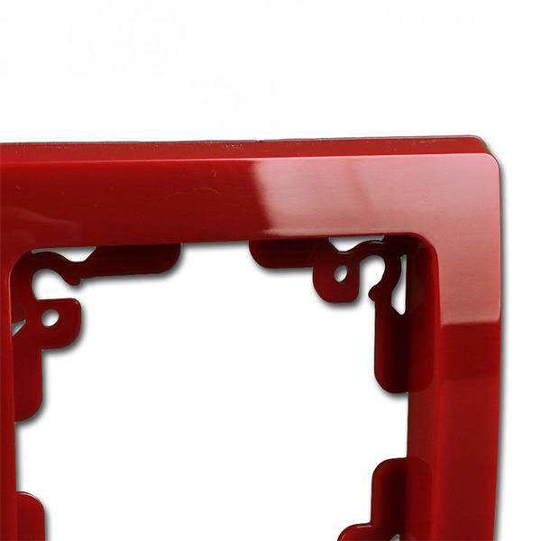 Schalterblende leicht kombinierbar mit Produkten der DELPHI-Serie