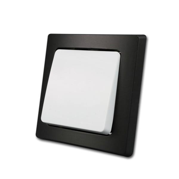 DELPHI Wechsel-Schalter schwarz/weiß mit Schraubanschluss